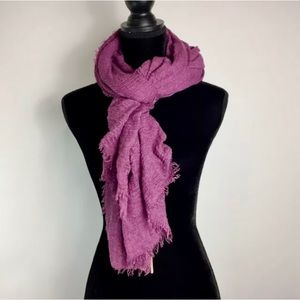 Tickled Pink Scarf Cotton/Polyester